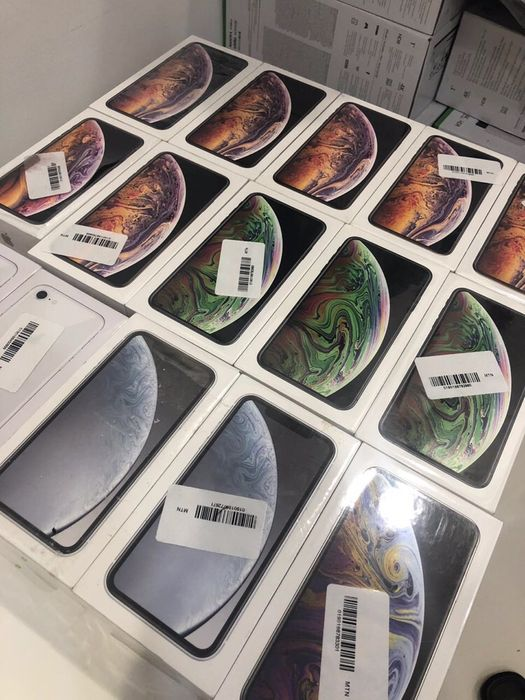 iPhone XS Max 64GB novo selado