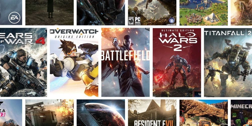 Vendo Jogos de PC