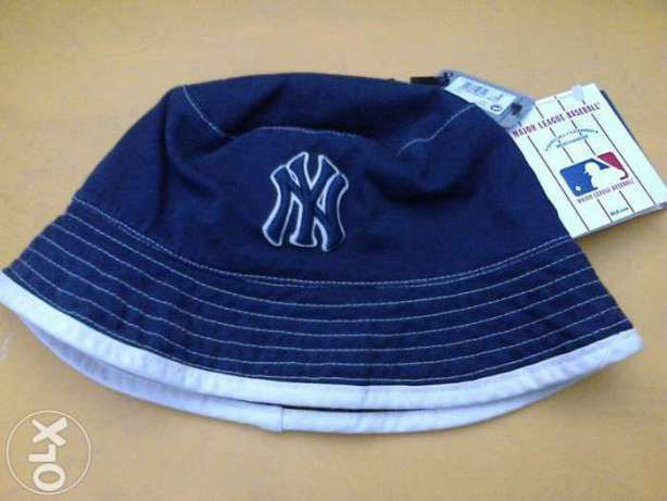Sapca NY noua cu eticheta, palarie blug New York bumbac Liga Baseball