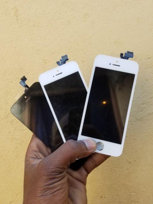 LCDs originais iPhone 5/5s/5c/SE, iPhone 6/6s [ Montagem Grátis ]