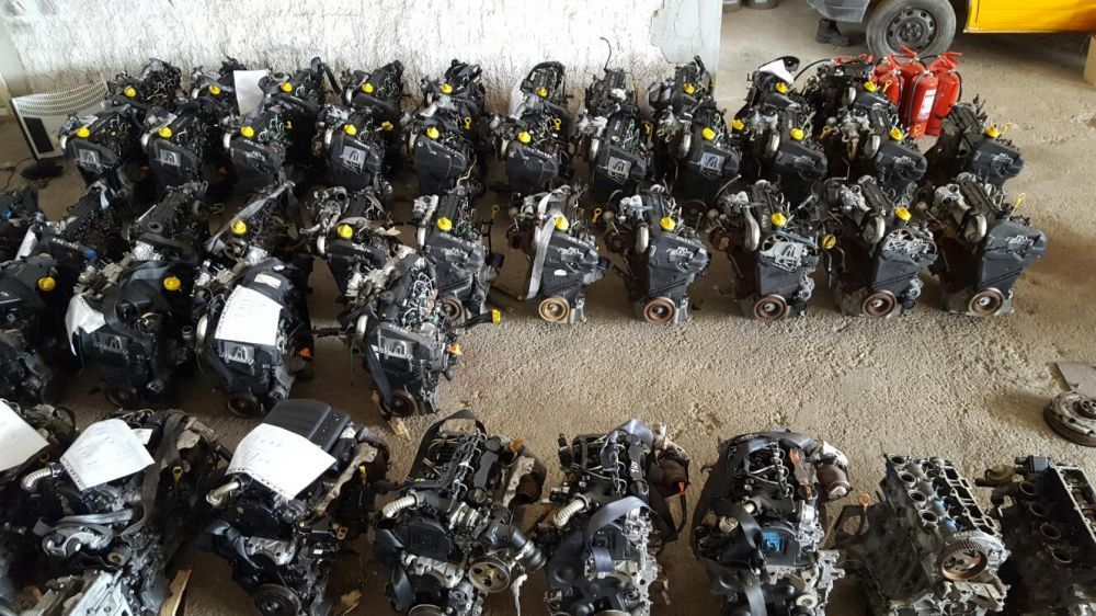 Motor Renault 1.5DCI K9K714 K9K792 K9K766 K9K704 K9K716 K9K770 K9K830