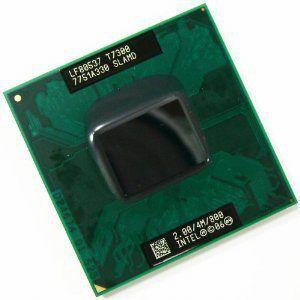 Procesor Laptop Intel Core 2 Duo T7300 SLAMD