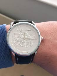 470a50fdb1d Relógio da Hermes originais