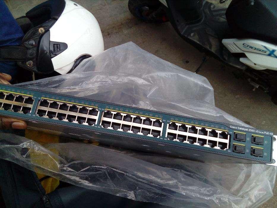 Vendo Switch cisco 3560G