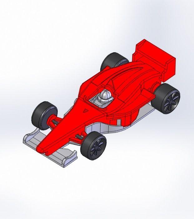 Разработвам проекти 3D модели и 2D чертежи