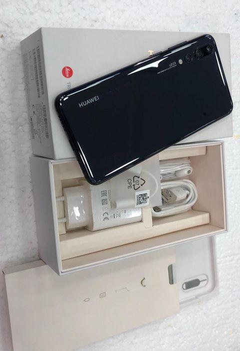 Huawei p20 pro com uma semana de uso