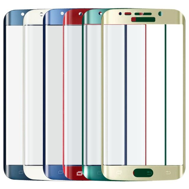 Samsung S6 Edge - Folie Sticla Securizata 3D Curbata