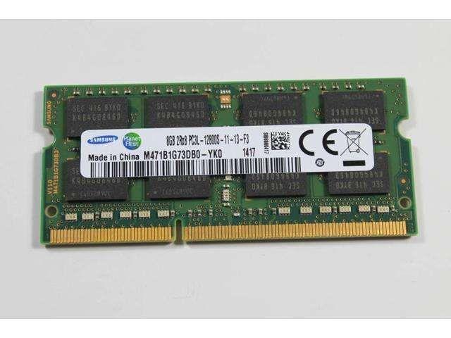 Ram 8gb PC3L 12800S para Laptop