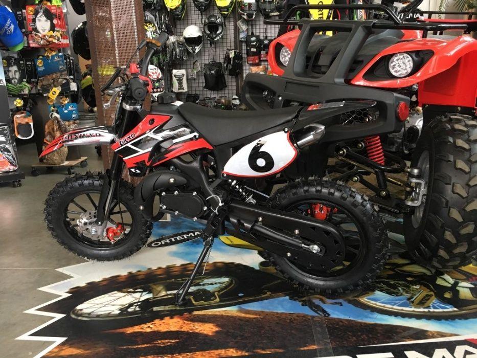 Motocicleta Moto Cross 50CC Midi Dirt Bike