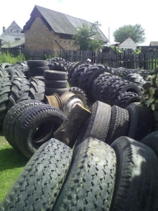 Cauciuc tractor 11,2R46