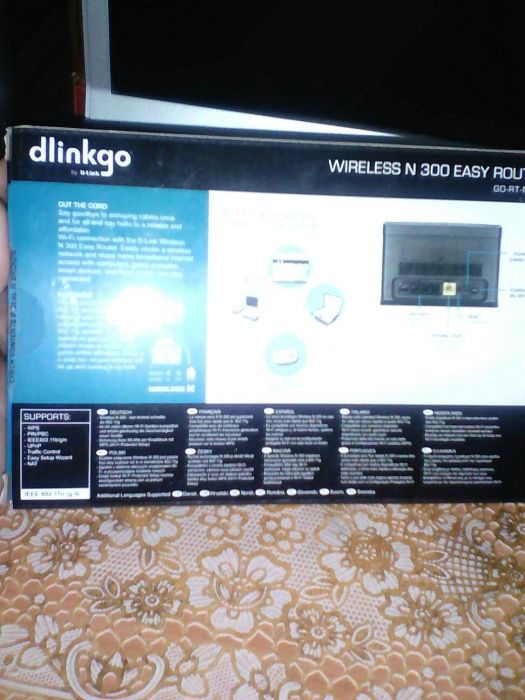 Wireless N 300 easy Router