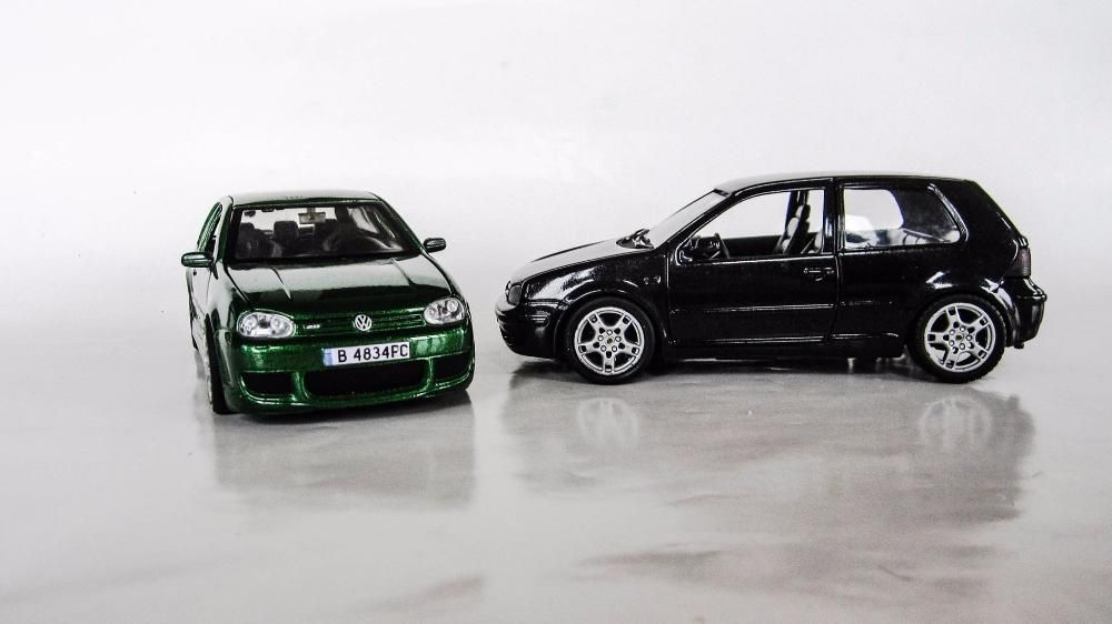 Умалени модели на VW Golf 4 в мащаб 1/24 по поръчка! гр. София - image 3