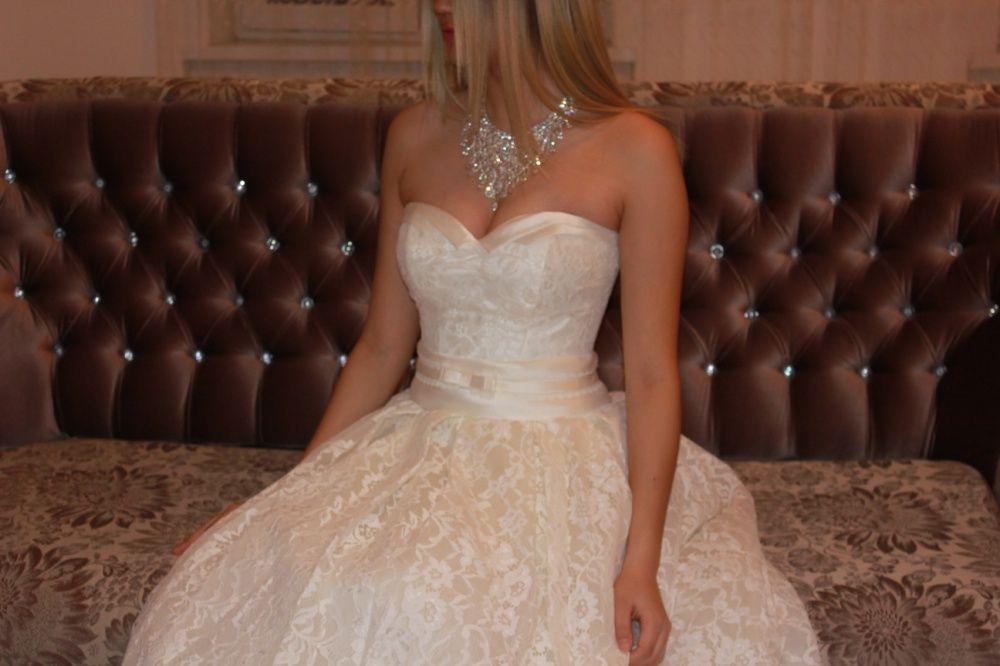 Королевское платье - недорого!