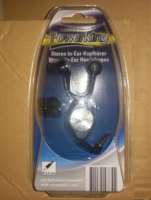 ПРОМО! Стерео слушалки Powerking