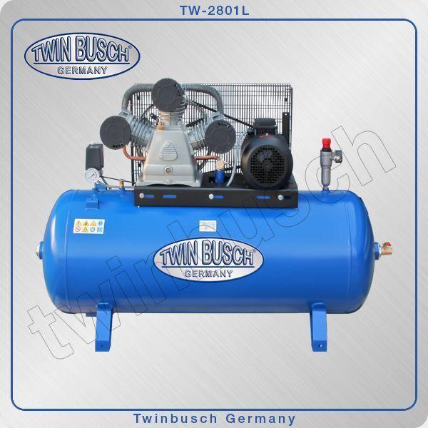 Compresor profesional 270 litrii - Motor 3 cilindrii - NOU - Garantie