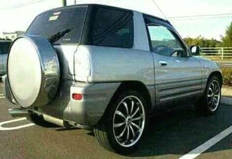 Toyota rav4 disportivo
