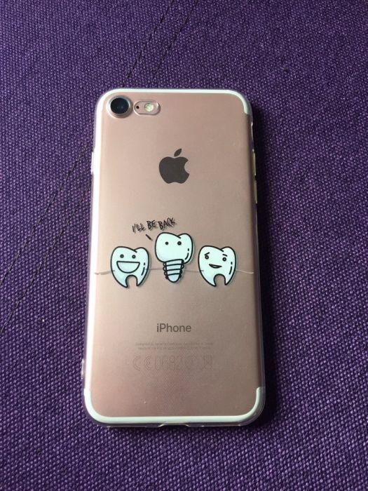 Iphone huse iphone pt 6,7 :dinti , dentist , doctor