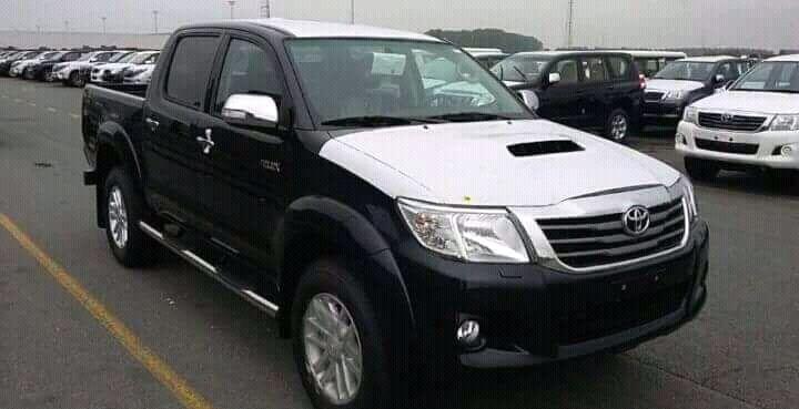 Toyota Hilux novo 0km