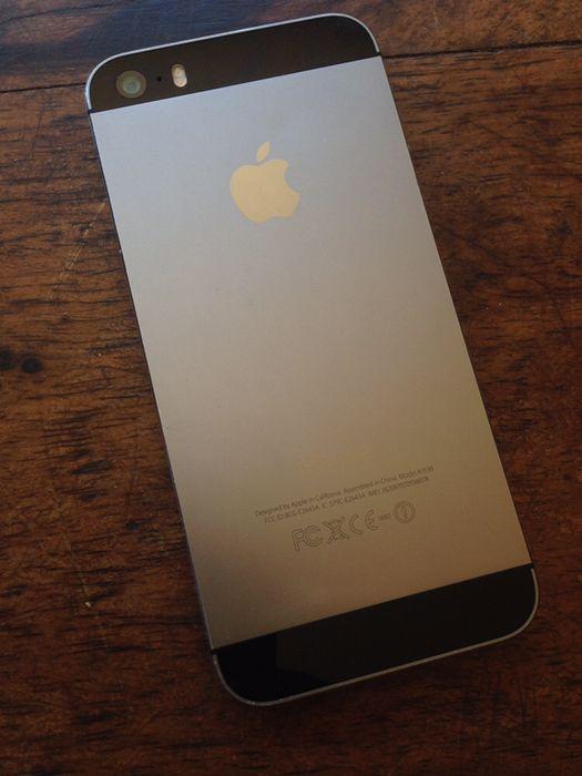 iPhone 5s 16gb limpo Malhangalene - imagem 2