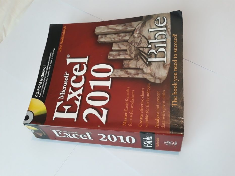 Excel 2010 Bible de John Walkenbach