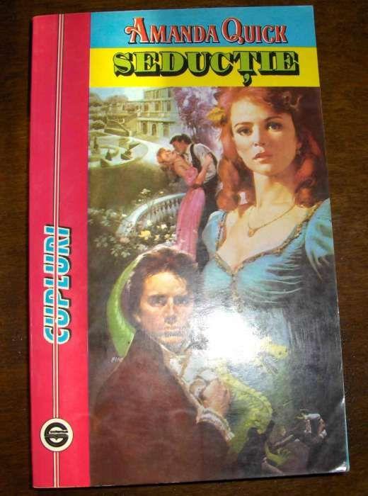 Diverse romane de dragoste si historical romance, Amanda Quick etc.