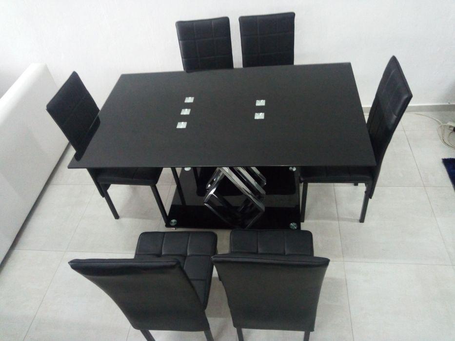 Mesa de jantar de 6lugares