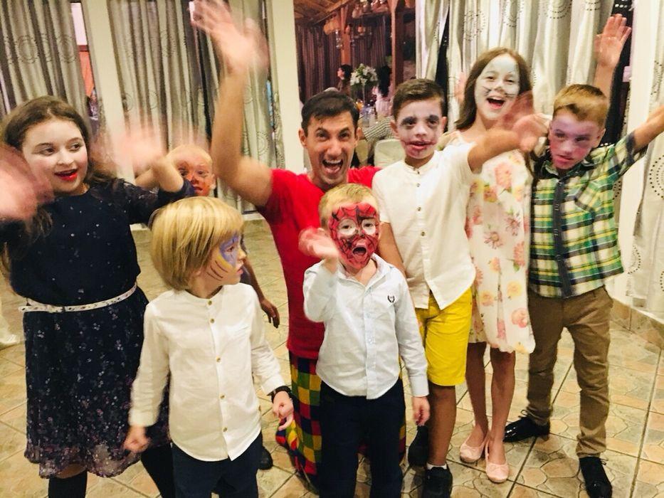 Animator petreceri pentru copii