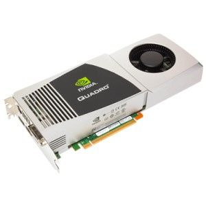 Placa video sh PC NVIDIA QUADRO FX4800 1.5GB 384-bit