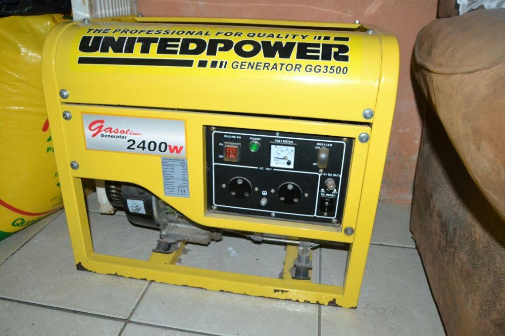 Gerador United power profissional 2400w a gasolina, novo ,Cidade Maput