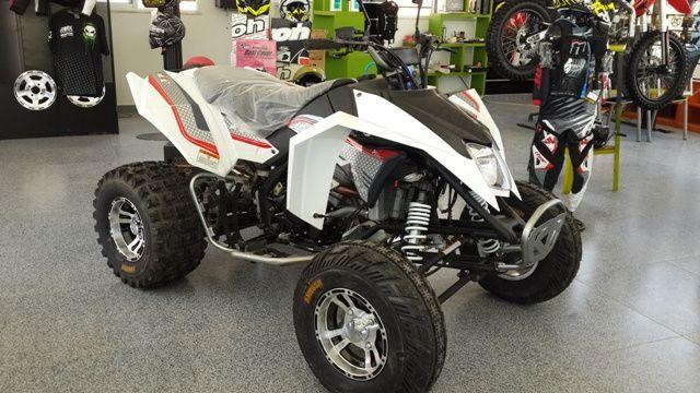 Moto4 300cc 4 tempos Marca: SB