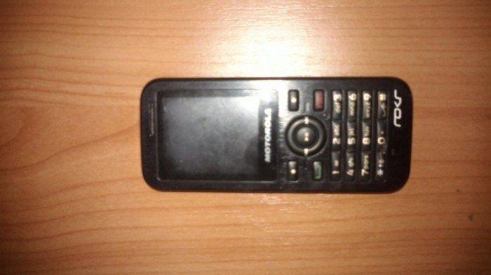 Telefon Motorola Rokr WX395
