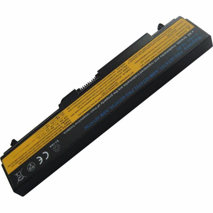 Батерия 5200mah за IBM/Lenovo T410 T420 T510 T520 SL410 SL510 и др.