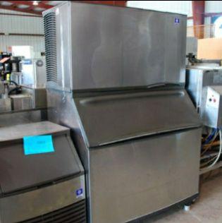 Maquina de gelo em Cubo a venda
