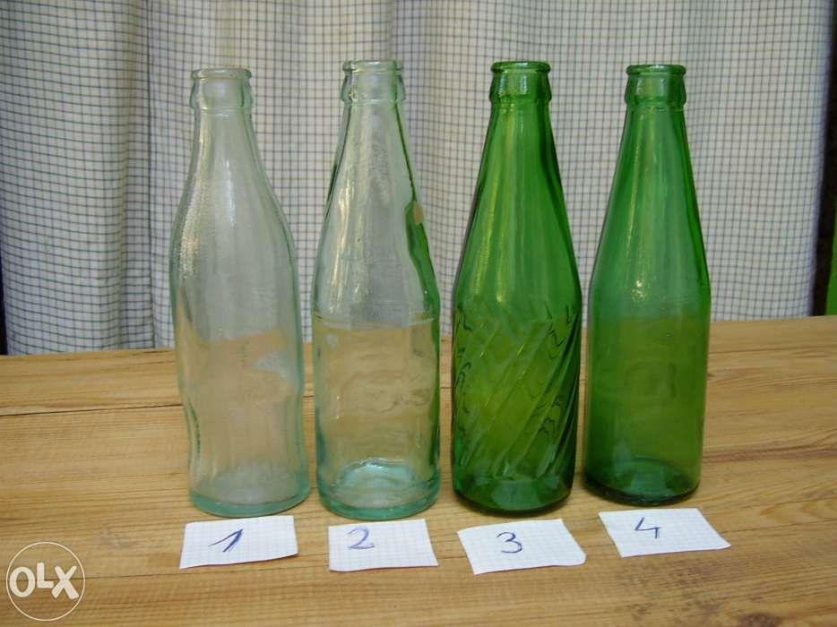 Sticle vechi de racoritoare