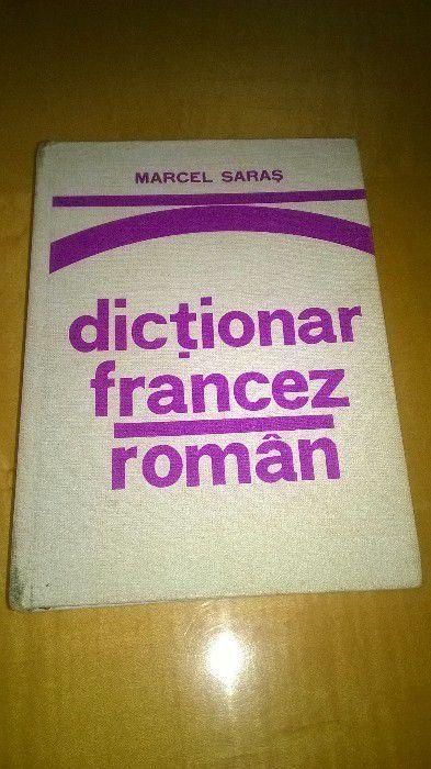 dictionar francez -roman