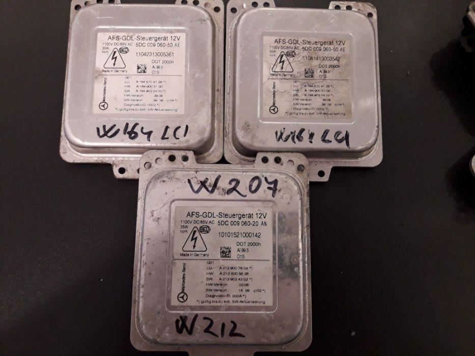 MERCEDES balast / calculator / modul xenon W164 W212 ML GL R E CLASS