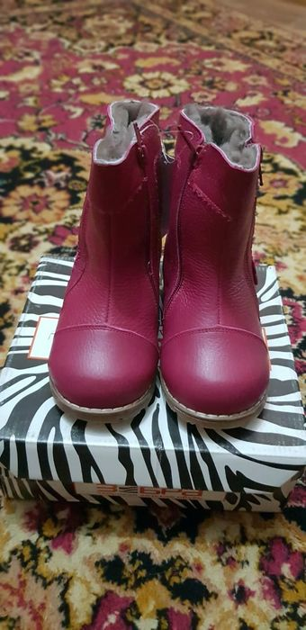 Обувь зима натуралка
