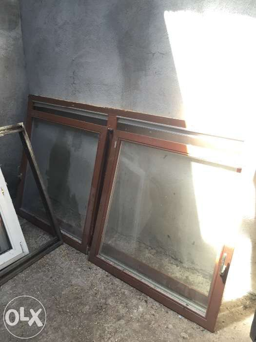 Geam fereastra termopan rama lemn