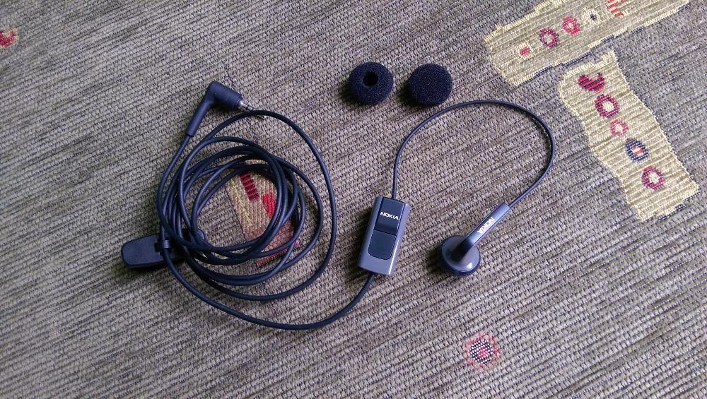 Handsfree Nokia HS-40 Original NOU