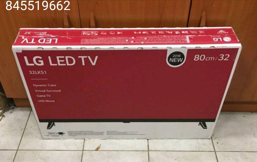 """LED TV"""" LG"""" (original) nova 2018"""