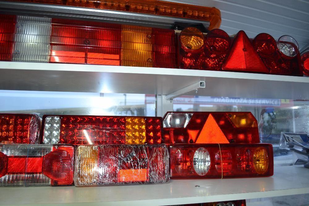 Lampi de STOP lampa triple camion remorca TIR - Lampi de gabarit LED Bucuresti - imagine 5