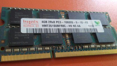 6ram laptop ddr3 4gb