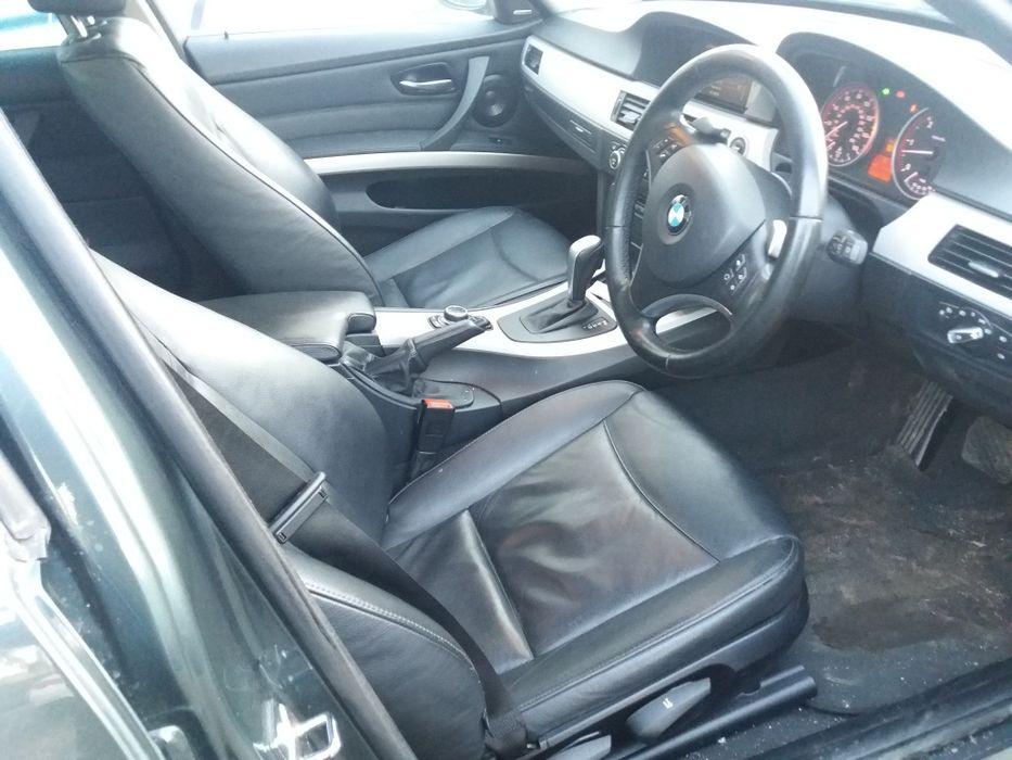 Dezmembrez bmw e90 lci facelift 330d 245cp n57d30a automat Craiova - imagine 7
