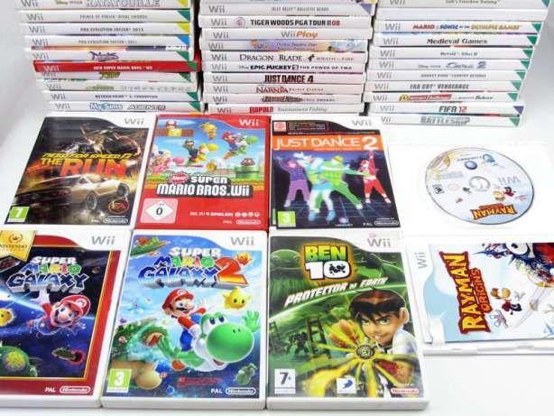 Оригинални Игри и Аксесоари за NINTENDO Wii игрова конзола