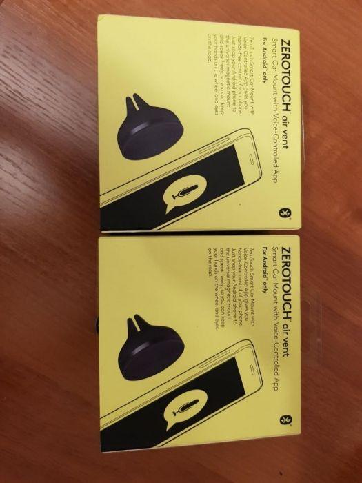 Zerotouch air vent Магнитна поставка за таблет или телефон