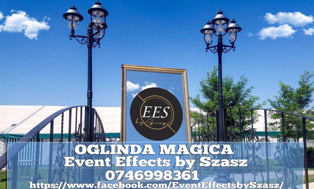 Oglinda Magica/PhotoBooth/ Magic Mirror/ Gheata carbonica