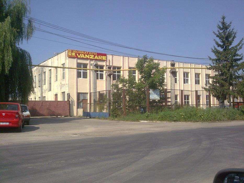 Hala industriala P+1E