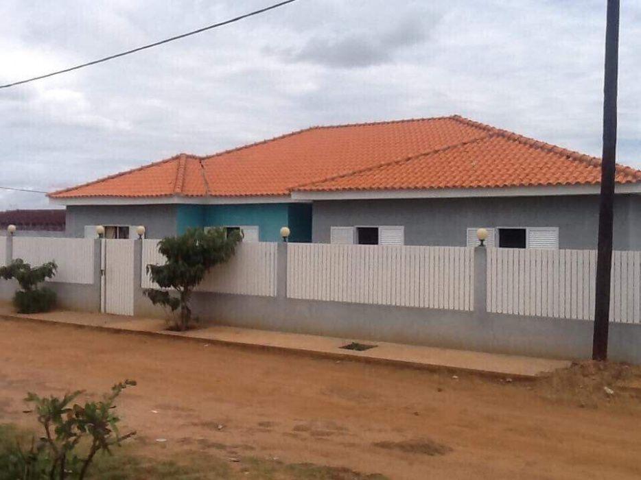 Vivenda no Lubango/Palanca