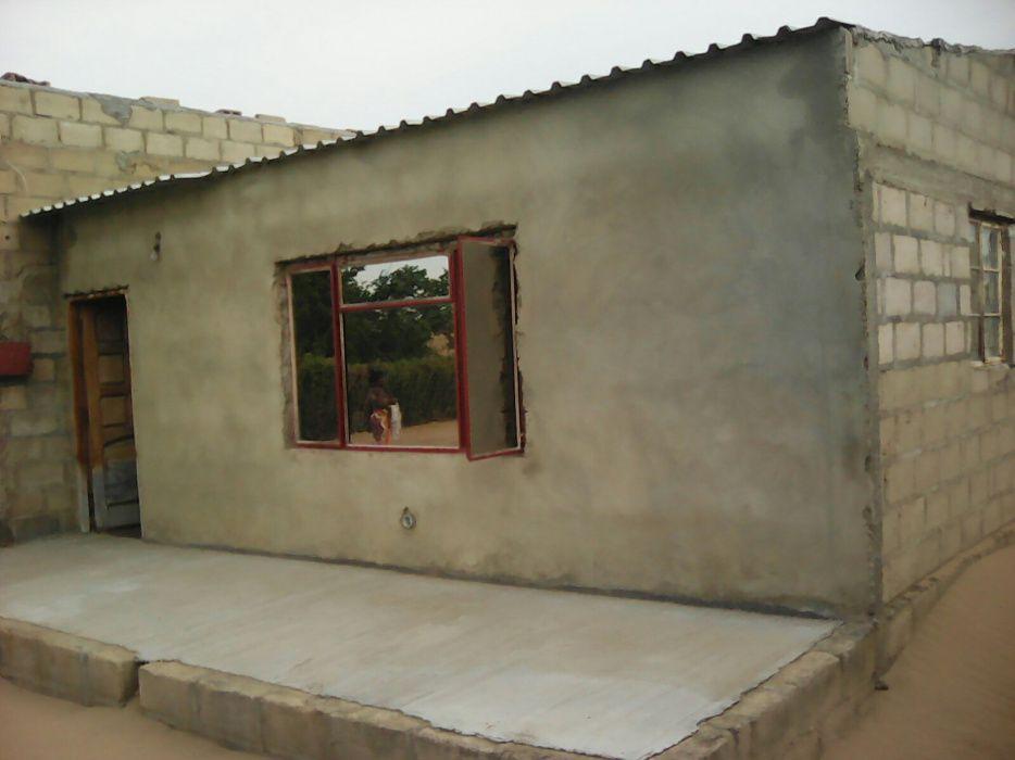 Vendo uma casa tipo 2 no bairro de Khongolote perto de mercado