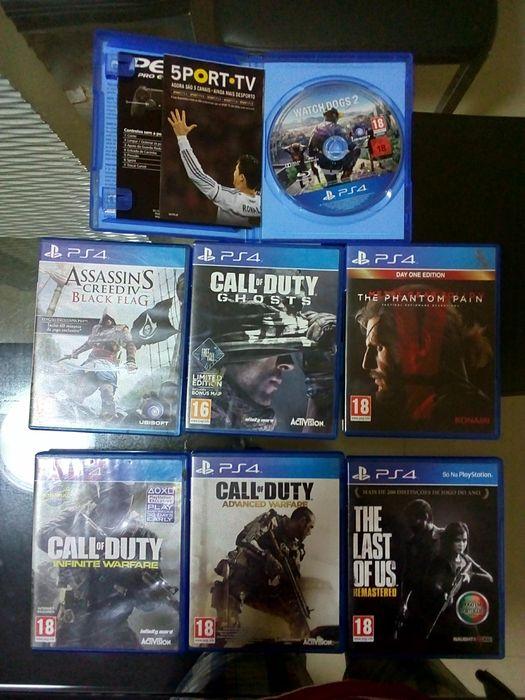 Jogos de PS4 (PlayStation 4)